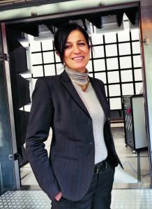 Maria Khorsand, chef för Statens Provningsanstalt / Sience Partner. Foto: Daniel Roos