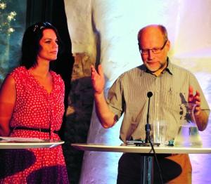 TMF har medverkat i Almedalsveckan sedan 2006.  I år  debatterade bland annat Veronica Palm (S) och bostadsminister Stefan Attefall (KD).