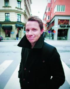 Kristofer Sandberg, redaktör