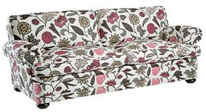 Oxford flower soffa