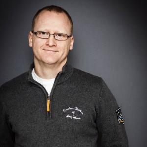 Robin Ljungar, miljö- och hållbarhetschef på TMF.