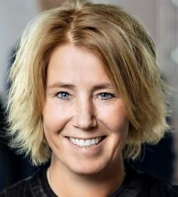 Johanna Frelin. Foto Jann Lipka