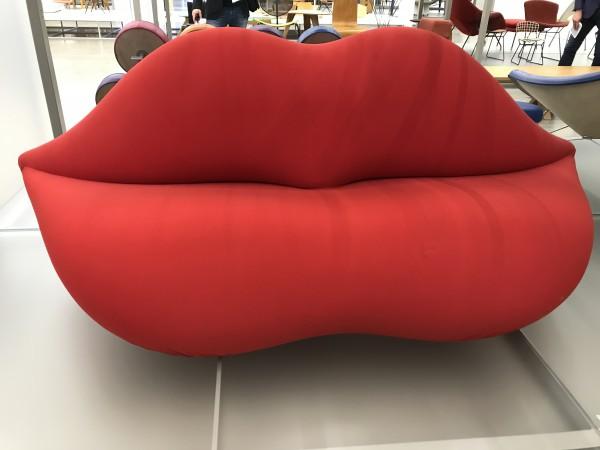 Vitra Schaudeport har en samling av 7000 möbler och räknas som en av världens största.