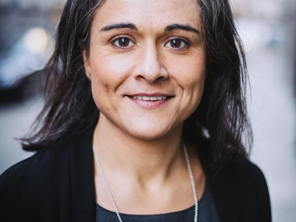 LINDA CAMARA Gör: Operativ chef på Tengbom, arkitekt SAR/MSA. Aktuell: Talade nyligen om branschens digitalisering på Digital Produktionsdag i Skellefteå.