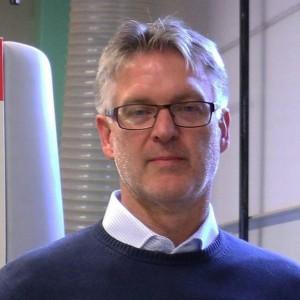 Mikael Hultberg, projektledare på Tibro Trätekniska Center