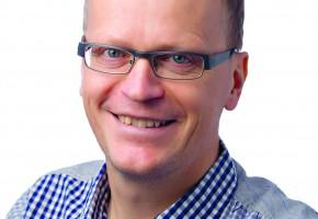 Klas Hagberg, WSP, forskar kring akustik inom byggindustrin.