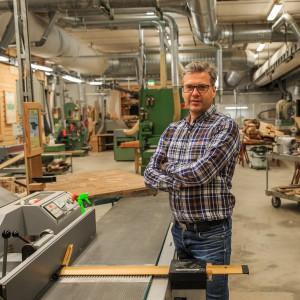 Jörgen Esslinge, utbildningsansvarig på TTU i Hammarö