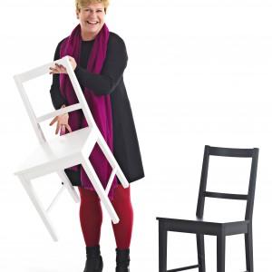 ANNA ROSENQVIST KARRIÄR: 29 år på Ikea, från 2014–2018 egen företagare som process-, projekt- och förändringskonsult. AKTUELL: Ny vd på Interior Cluster Sweden, en medlemsorganisation som bland annat arbetar för ett ökat samarbete mellan företag i inredningsbranschen.