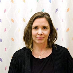 Maria Johansson, doktorand, Lund