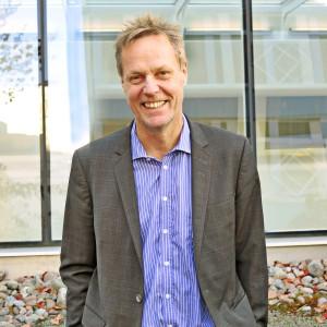 Rickard Lindberg, arbetsmiljöexpert på TMF