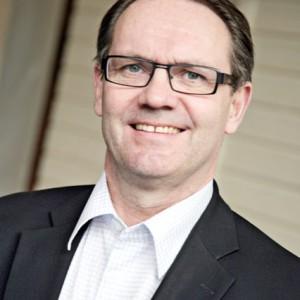 Mikael Olsson, vd, Trivselhus