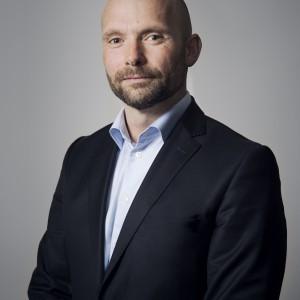 Henrik Hjalmarsson, styrelseledamot i TMF. Foto: Stina Stjernkvist