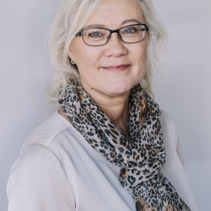 HR-chefen Helen Nordvall har byggt upp ett stort nätverk av nyanlända.
