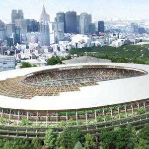OS Stadium Tokyo, 2020. Foto: Wikipedia