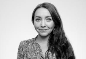 Sofie Jonsson, kvalitativ analytiker och pressansvarig på Ungdomsbarometern