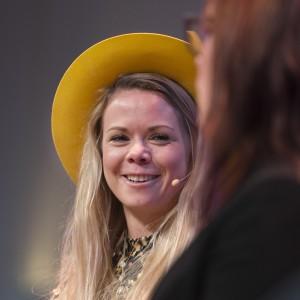Sofie Lindblom, vd ideation360, innovationsexpert, bloggare.