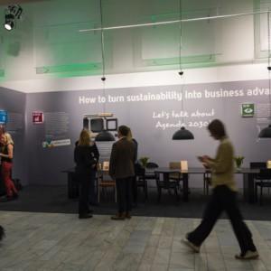 TMFs monter på Stockholm Furniture & Light Fair