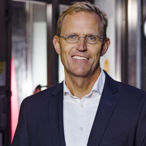 Stefan Lind, vd Hjältevadshus. Foto: Tommy Jansson