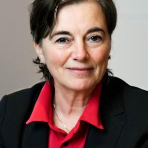 Lena Hagman, ekonom på Teknikföretagen