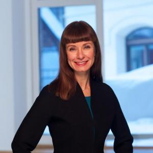Eva Blum, advokatfirman Vinge.