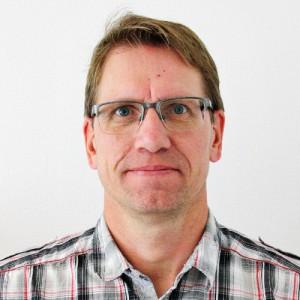 Leif Sjöskog, teknikchef på Trivselhus