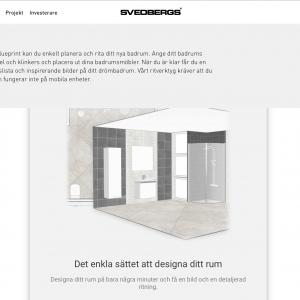 I Bluprint skapar kunderna sina egna badrum.