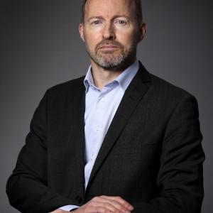 David Johnsson, vd TMF