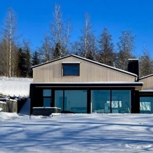 Willa Nordic, årets småhus 2021