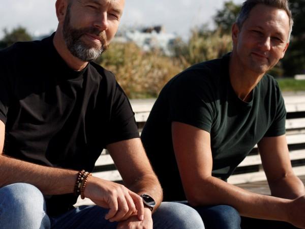 Ola Göransson och Daniel Stridh.