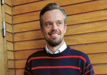 Andreas Ek – en obotlig optimist har hittat sin bransch