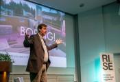 Trähusdagarna 2019: Hedges vill sprida svensk byggkunskap