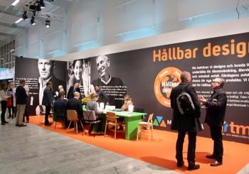 Stockholm Furniture & Light Fair 2017; Hållbar design i fokus