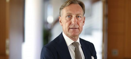 Jan-Olof Jacke ny vd för Svenskt Näringsliv