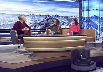 Lammhults & SA Möbler tar plats i tv-rutan