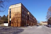 Stor ökning av efterfrågan på flerbostadshus i trä