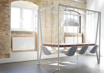 6 läckra möbler för möten