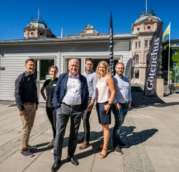 Två rum och kök på torget i Skövde – Götenehus visade upp sitt vinnande hus