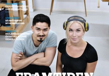 Fel på utskick av tidningen, Trä & Möbelforum #3 2021
