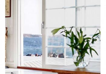 Fönster och dörrar i trä – ett självklart val