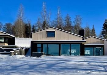 Villa Schelin från Willa Nordic – vinnaren av Årets Småhus 2021