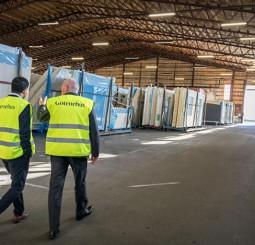 Götenehus investerar 60 mkr i en ny fabrik