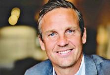 Mikael Grundén, ny vd på Hajom och SnickarPer